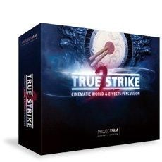 ◆最新版◆ TRUE STRIKE 2 / KP3.5 CINEMATIC WORLD & EFFECTS PERCUSSION