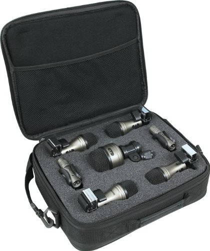 CAD PRO-7 7-Piece Drum Microphone Pack  ドラム録音専用