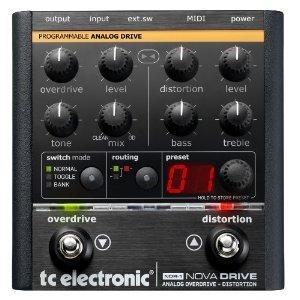 ◆T.C.electronic NDR-1 NOVA DRIVE オーバードライブ