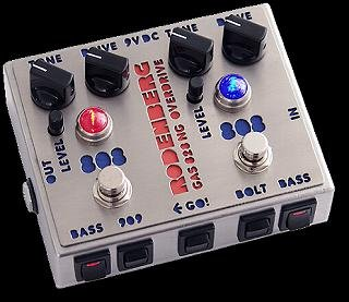 Rodenberg GAS-828NG 808&808(909) Overdrive
