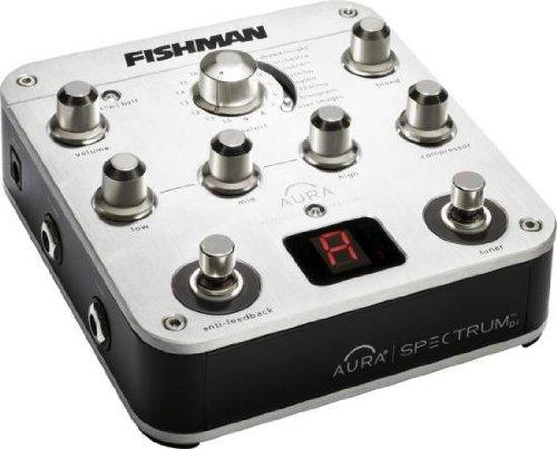 Fishman フィッシュマン Aura Spectrum DI & ギター Guitar Preamp