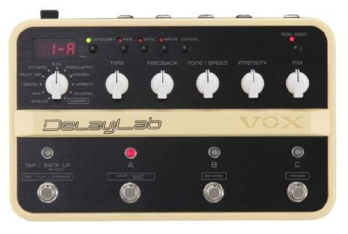 新作モデル Vox エフェクター ボックス ディレイLab Delay ディレイLab ギター ギター Guitar エフェクター ペダル, コムエンタープライズ:565e74dc --- clftranspo.dominiotemporario.com
