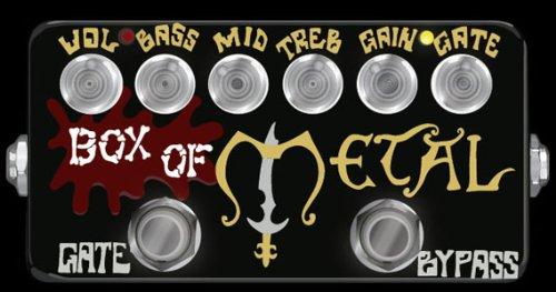 Z.Vex Box of Metal