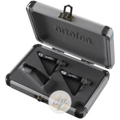オルトフォン Ortofon Q.Bert Concorde Q.Bert stylus Twin Pack Ortofon - 2 x DJ Cartridges each fitted with stylus, レハイムジュエリー:dae8407e --- sunward.msk.ru