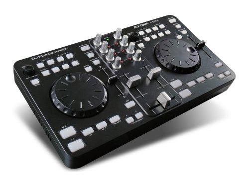 DJ-Tech i-Mix Professional USB DJ Console DJ-Tech i-Mix Professional USB DJ Console DJ Tech sha