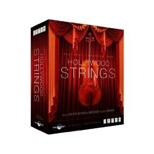 ◆EASTWEST QUANTUM LEAP HOLLYWOOD STRINGS Gold Edition Win/Mac対応 ストリン グス音源 EW-192
