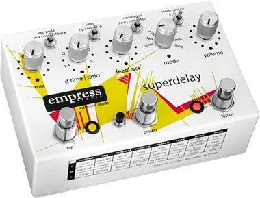早割クーポン! Empress Effects Effects Super Delay Super Delay, 稲毛区:52474c99 --- canoncity.azurewebsites.net