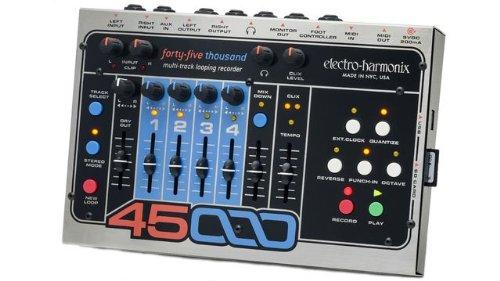ELECTRO-HARMONIX 45000 4トラック マルチ ルーパー レコーダー