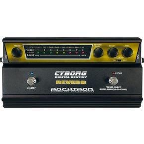 割引価格 Rocktron Cyborg Digital Guitar Reverb Cyborg Guitar Effects Pedal Digital/アンプ/エフェクター, 電材BlueWood:ebf39c8e --- canoncity.azurewebsites.net