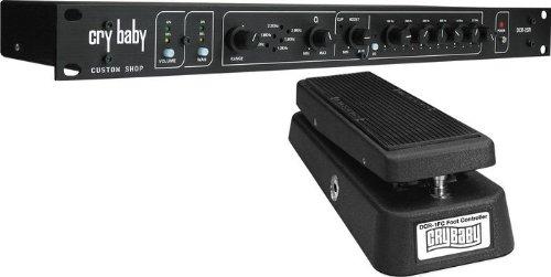 Jim Dunlop DCR-2SR Cry Baby Rack Module クライベイビー ラック・モジュール