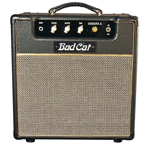 Bad Cat Cougar 5 5W Class A Tube Guitar Combo Amp バッドキャット クーガー クラスA 真空管 チューブ