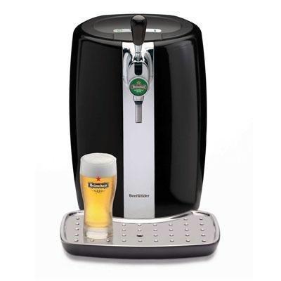 お家で気軽に生ビール・ホームビールタップシステム ブラック