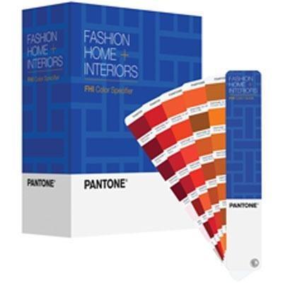 PANTONE パントン FASHION + HOME ファッション+ホーム・カラースペシファイヤー&ガイド FPP200 FPP-200