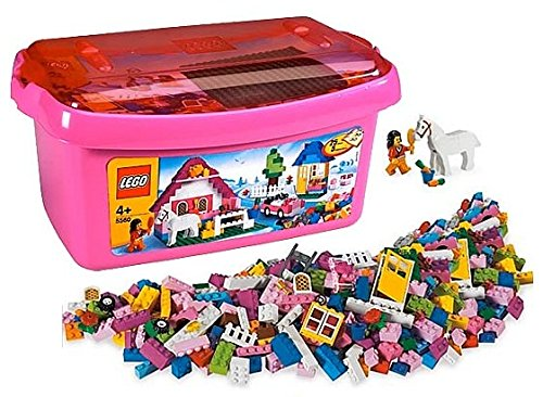 【期間限定】 LEGO (レゴ) Pink Brick Large Box LEGO Large (5560) ブロック Brick おもちゃ, 電子タバコのプライベートルーム:551563c4 --- zhungdratshang.org