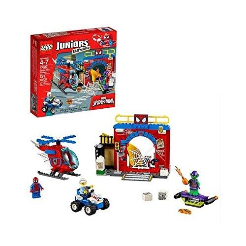 (レゴ (LEG) LEGO フィギュア スパイダーマン LEGO Juniors 10687 Spider-Man