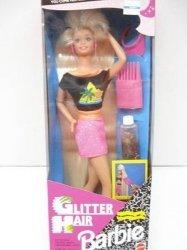 Glitter ヘアー バービー 1993 金髪
