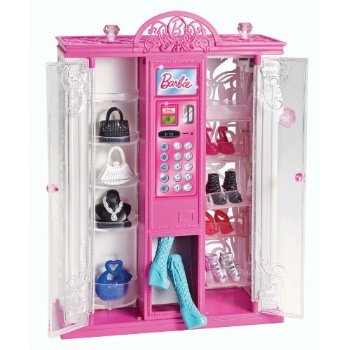 Barbie Life in The Dreamhouse Fashion Vending Machine おもちゃ