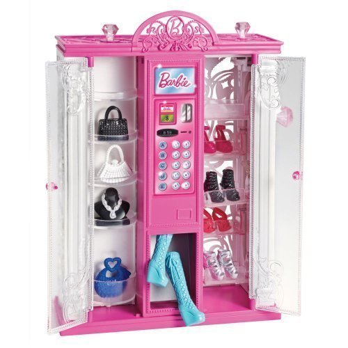 Amazing Barbie Life in the Dreamhouse Fashion Vending Machine by Mattel by Amazing Barbie Life in