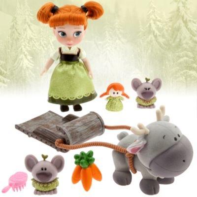 ディズニー(Disney)US公式商品 アナと雪の女王 フローズン プリンセス おもちゃ 玩具 トイ 人形 ドール