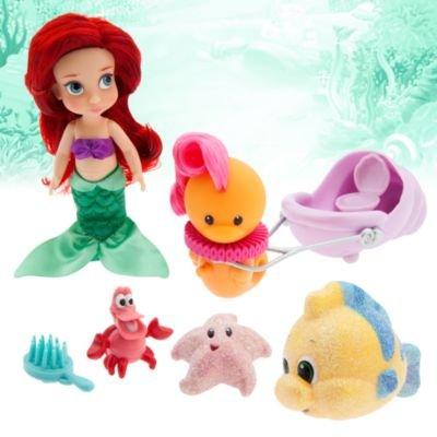 ディズニー(Disney)US公式商品 リトルマーメイド アリエル Ariel プリンセス おもちゃ 玩具 トイ 人形 ド