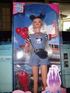 Disney (ディズニー)Exclusive - Disney (ディズニー)Fun Barbie(バービー) (1996) ドール 人形 フィギュ