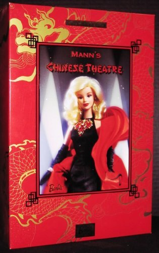 Barbie Mattel - Mann's Chinese Theatre Barbie Doll Limited Edition 2000 by Barbie