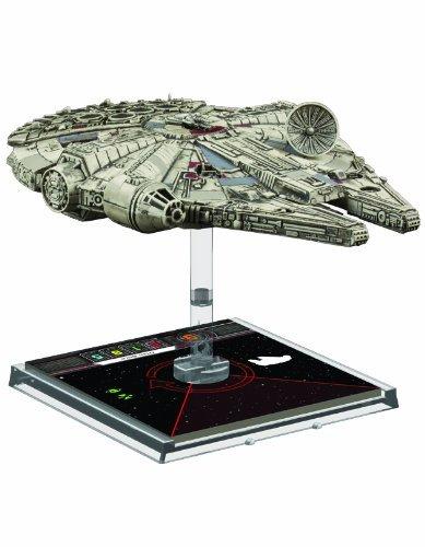 Fantasy Flight Games Star Wars X-Wing: Millennium Falcon Expansion Pack