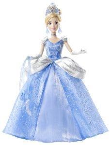 Disney (ディズニー)Princess Cinderella (シンデレラ) Holiday Princess Doll ドール 人形 フィギュア