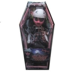 Mezco Toyz Living Dead ドール Scary Tales シリーズ 5 リトルBo Creep Action フィギア