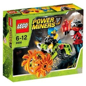 Lego (レゴ) Power Miners 8956 Stone Chopper ブロック おもちゃ