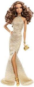 Barbie(バービー) The Look: Gold Dress Barbie(バービー) Doll ドール 人形 フィギュア