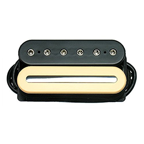 Dimarzio DP228 Crurch Lab Black/Cream ディマジオ ハムバッカー ギター ピックアップ クランチラボ ジ