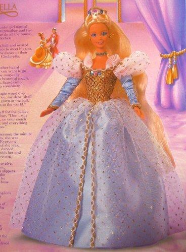バービー Barbie As Cinderella Collector コレクター Edition: The Fairy Tale Beauty Who Lost Her Sli