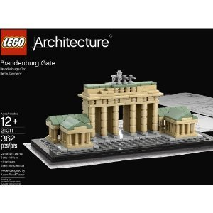 LEGO (レゴ) R Architecture Brandenburg Gate 21011 ブロック おもちゃ