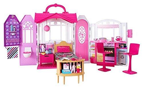 バービー Barbie Glam Getaway House ドール 人形 フィギュア