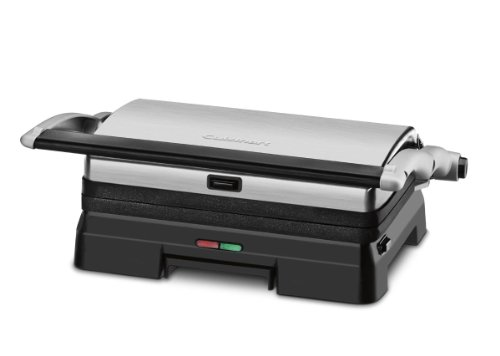 Cuisinart クイジナート GR-11 Griddler 3-in-1 Grill and Panini Press グリルプレート