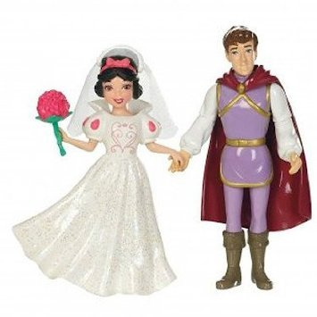 Disney (ディズニー)Princess Fairytale Wedding Snow White (白雪姫) Doll ドール 人形 フィギュア