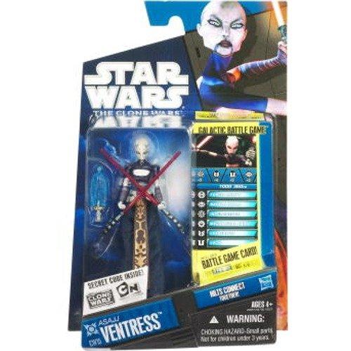 Hasbro スター・ウォーズ クローン・ウォーズ ベーシックフィギュア アサージ・ヴェントレス/Star Wars 2