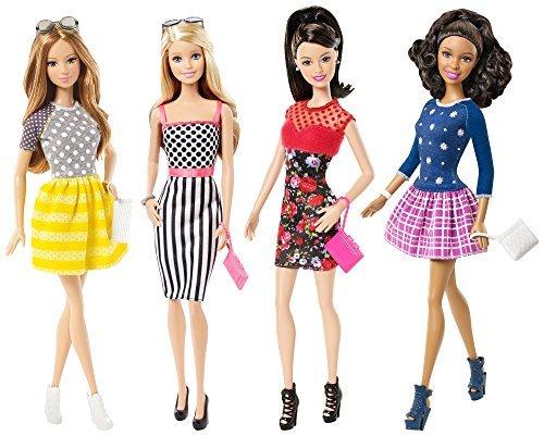 バービー Barbie Barbie and Friends Fashionistas Multipack Doll ドール 人形 フィギュア