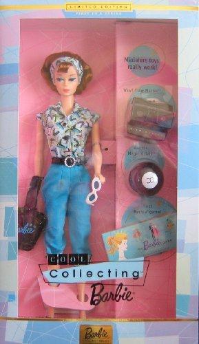 【訳あり】 バービー 1st Cool Collectibles Collecting Barbie - Doll - Limited リミテッド Edition Barbie Collectibles - 1st in Ser, マシケグン:4f83baba --- kventurepartners.sakura.ne.jp
