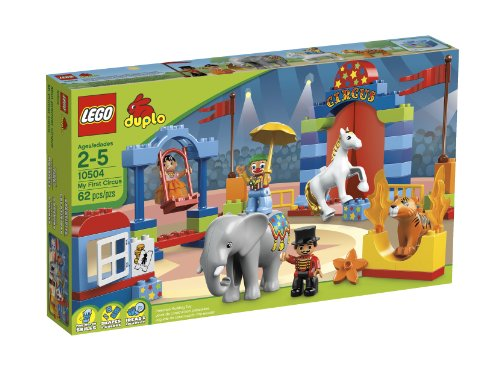 LEGO DUPLO☆ 初めてのサーカス My First Circus 10504