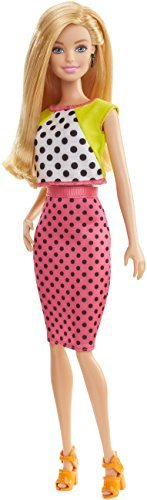 ホビー Barbie バービー Fashionistas Barbie doll ドール 人形 Polka Dot Dress