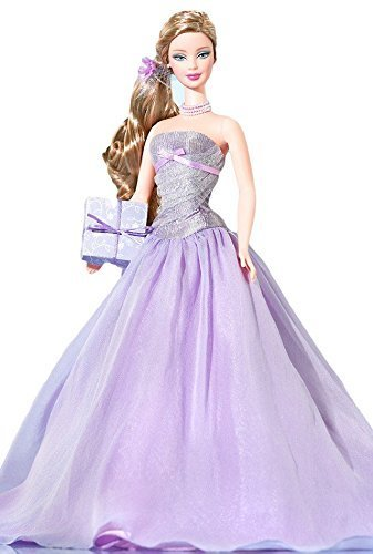 ホビー Birthday Wishes Barbie バービー - Lavender