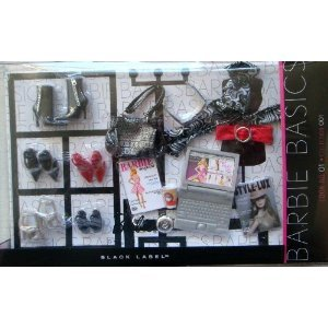 バービー ベーシックス アクセサリーパック Collection 001 「Look No.01」