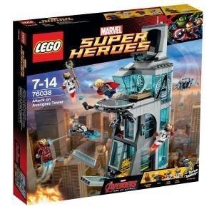 レゴ Lego Avengers Age of Ultron Attack on Avengers Tower 76038 Building Set おもちゃ ブロック ト