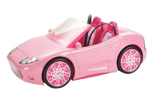 輸入バービー人形 Barbie Glam Convertible