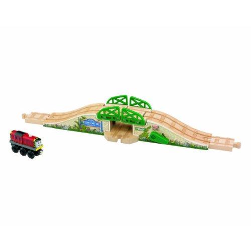 きかんしゃトーマス 木製レール はね橋 ソルティー Y7465
