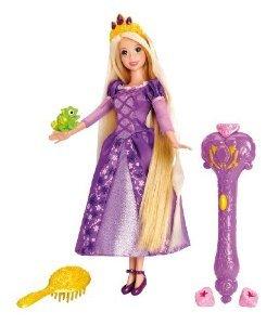 Disney (ディズニー)Princess Enchanted Hair Rapunzel Doll ドール 人形 フィギュア