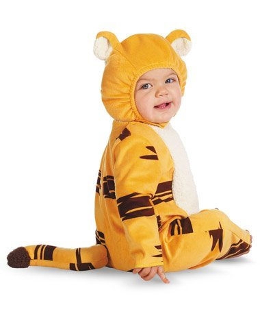 Disguise Limited Unisex Child Disney ディズニー Winnie The Pooh Tigger Prestige Baby Costume 衣装