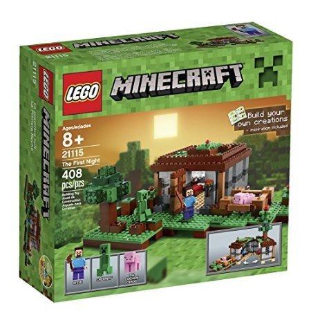 おもちゃ Lego レゴ Minecraft マインクラフト 21115 The First Night